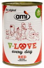 Ami Red V-Love Wet Vegan Dog Food