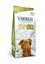 Yarrah Organic Wheat Free Dry Vegan Dog Food